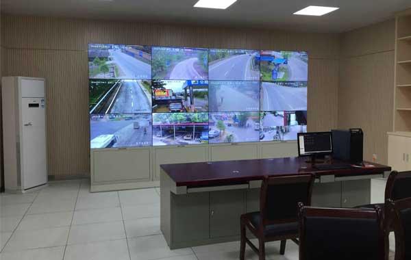 某公路局远程视频监控、信息发布