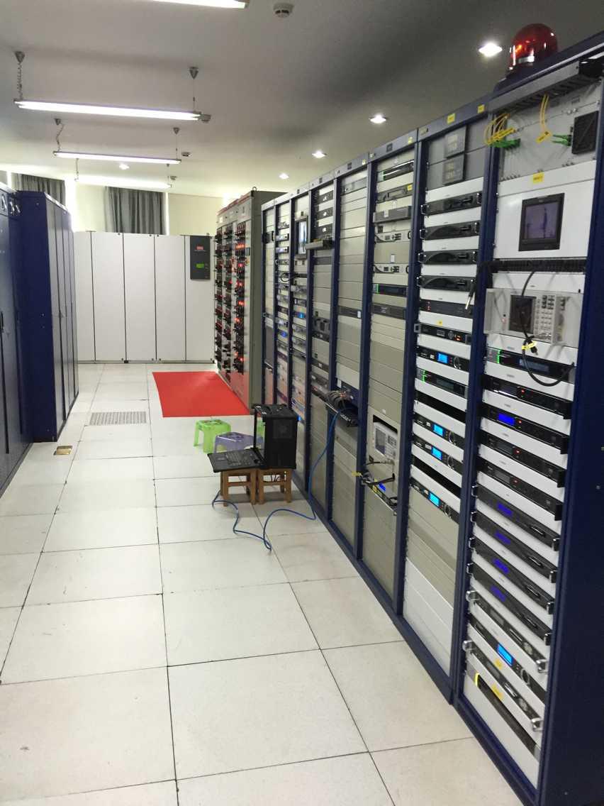 广电电视机房